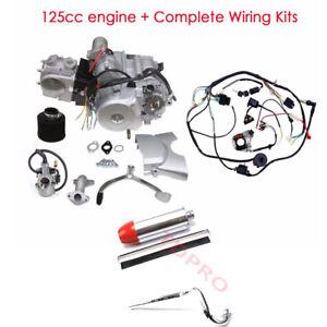 125cc-Engine-Motor-Kit-Semi-Auto-Electric-Start-3-1-Reverse-for-ATV-QUAD-GO-KART
