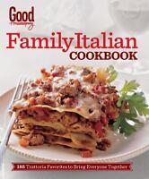 Family Italian Cookbook (good Housekeeping) on Sale