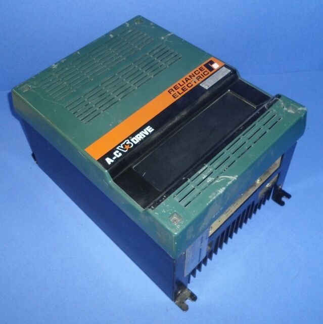RELIANCE ELECTRIC 2HP AC VARIABLE SPEED VS DRIVE 1AC2002 *PZF*