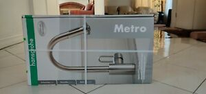 hansgrohe metro kitchen faucet hansgrohe metro higharc kitchen faucet 2function spray new in box 4011097609713 ebay 3573