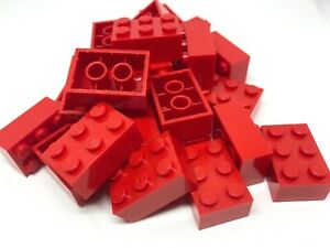 LEGO® Brick Blue 2 x 3 Part No 3002 Pack of 25