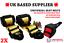 2x Universal Yellow 3 Point Seat Belts 3.5m Length /& 30cm Wire Buckles E4 VatInc