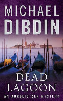 Dead Lagoon by Michael Dibdin (Paperback, 1998)