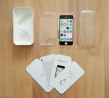 iPhone 5C Empty Box, leaflets, sim tool & Transportation Screen Protector