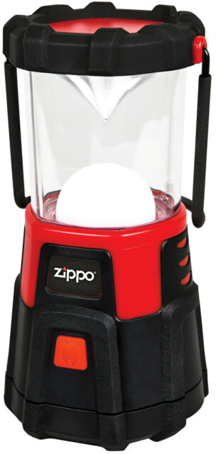 Zippo Outdoor Rugged Survival Lantern 500 Lumen LED Up To 200 Hrs Run Time 40498