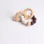 Herisson-Hetre-silicone-perles-bebe-dentition-Bracelet-Dummy-sucette-chaine-Clips miniature 11