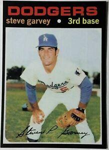 1971-Topps-341-STEVE-GARVEY-ROOKIE-RC-San-Diego-Padres-REPRINT