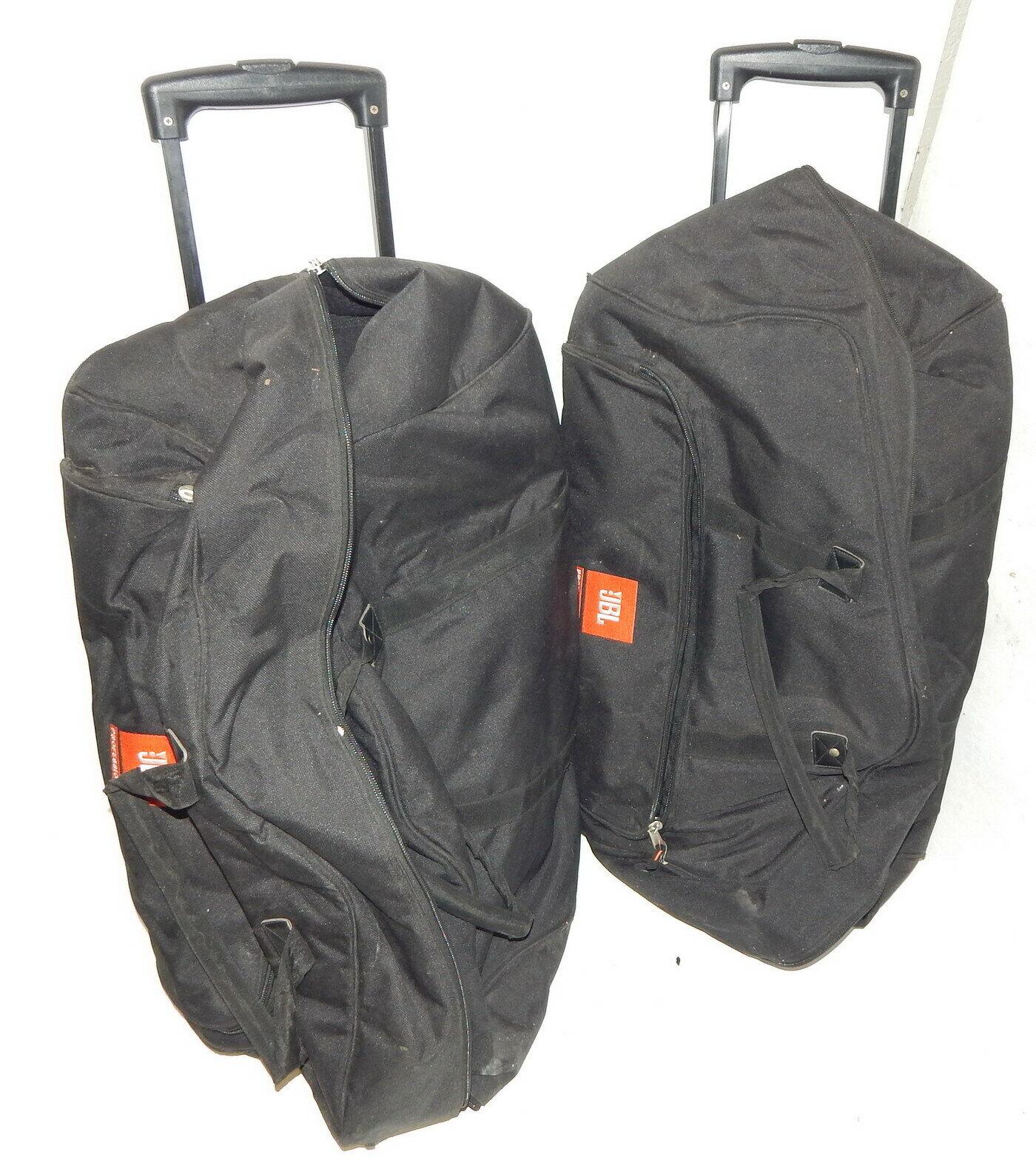JBL EON15 schwarz padded bags covers set of 2