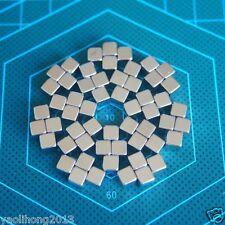 50pcs Neodymium Magnets 3mm Cube N50 Rare Earth Disc Super Strong Rare Earth