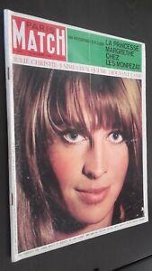 Rivista-per-Lettera-Parigi-Match-Julie-Christie-N-915-Ottobre-1966-ABE