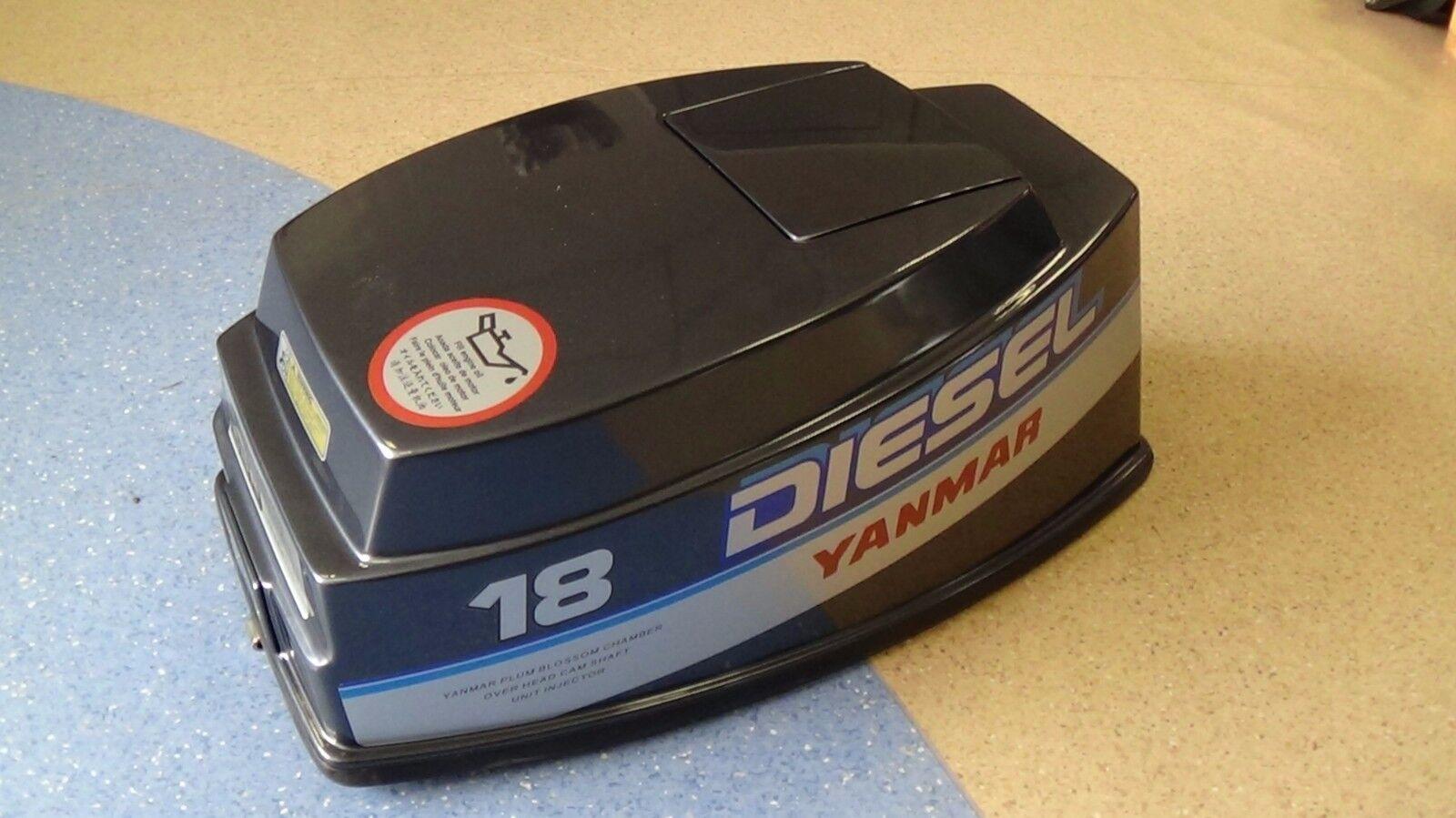 YANMAR Assy Diesel D18 Top Cowling Assy YANMAR 6649ae