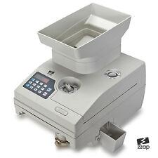 Automáticos de dinero electrónico moneda efectivo contador con Máquina del Reino Unido-zzap Cc10