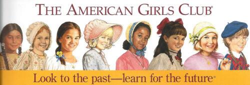 MARK OFF KIT~KAYA~KIRSTEN~SAMANTHA BOOKS AS YOU READ! AMERICAN GIRL BOOKMARK