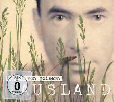 HUBERT VON GOISERN - AUSLAND  CD + DVD NEU
