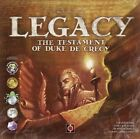 ACD Distributions Plg0664 Legacy Testament of Duke De Crecy Board Game
