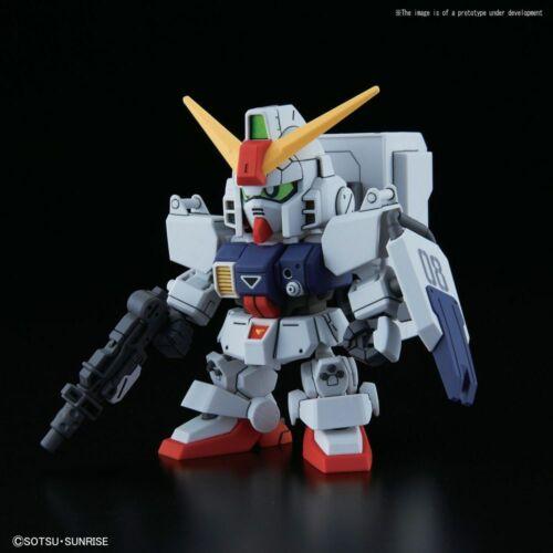 SD Cross Silhouette Gundam Ground Type GUNPLA Model Kit BANDAI