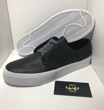 on sale 71067 abac8 item 4 Nike SB Zoom Janoski HT Slip On Black Grey Skate Boarding Shoes  AH3369 Mens Sz 9 -Nike SB Zoom Janoski HT Slip On Black Grey Skate Boarding  Shoes ...