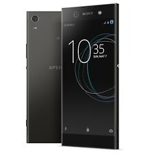 Sony Xperia XA 1 Ultra Black, 32GB + 4GB, 6 Pollici Full HD, Garanzia Italia