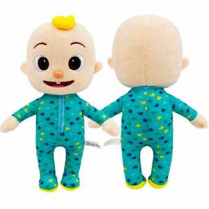 "Gift 10.2"" Cocomelon JJ Plush Toy Boy Soft Stuffed Doll Educational Kids Toy BG"
