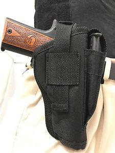 Nylon Belt Clip Gun holster With Magazine Pouch For Beretta 92,96