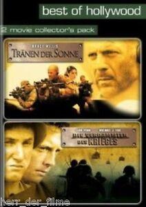 TRANEN-DER-SONNE-DIE-VERDAMMTEN-DES-KRIEGES-2-DVDs