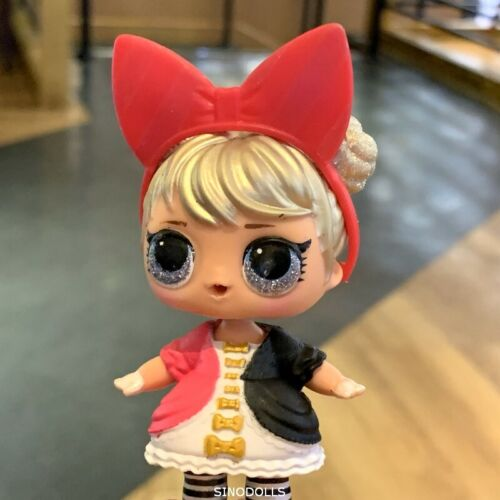 Lol Surprise L.O.L  Real Dolls Confetti Pop  Series 3 Curious QT gifts toys
