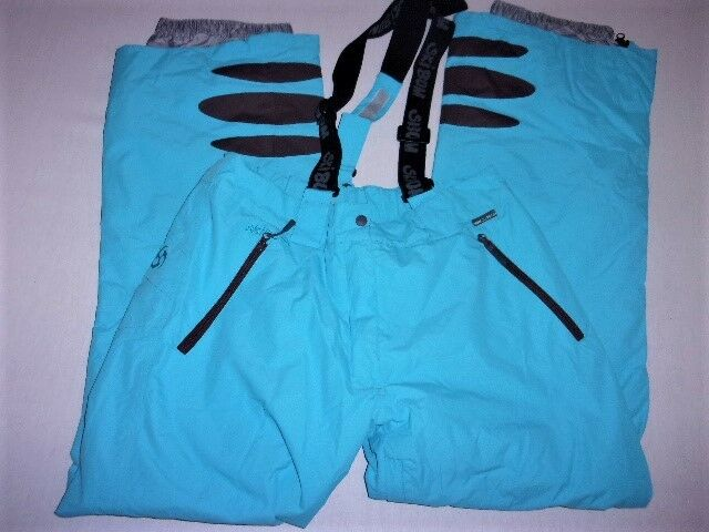 Ski pants bleu wohomme has strap Taille 42