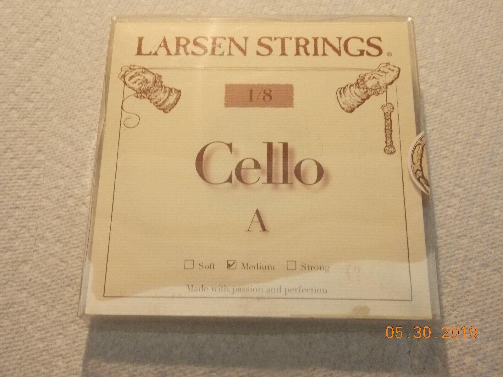 Larsen original 1   8 violonchelo orquesta, número central, entrega gratuita en Dinamarca ¡Larsen original 1   8 violonchelo orquesta, número central, entrega gratuita en Dinamarca