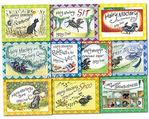 Hairy Maclary & Friend Collection Lynley Dodd 10 Books Set ...
