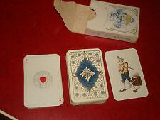 ANTIQUE Dondorf No. 235  Historische Kostume c.1925 COMPLETE 52 cards + J  w.box