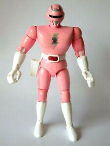Figurine-Mighty-Morphin-Power-Rangers-rose-pink-RARE-20-cm