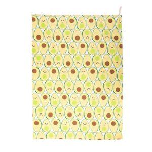 Super-Cute-Happy-Avocado-Tea-Towel-Sasse-amp-Belle