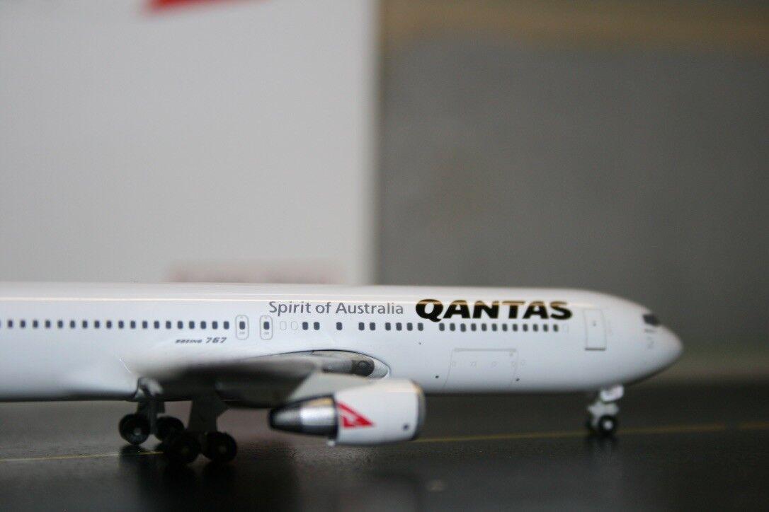 Phoenix 1 400 Qantas Boeing Boeing Boeing 767-300 VH-OGD (PH10193) Die-Cast Model Plane 2acce1