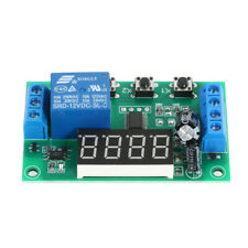 Voltage Monitor Volt Test Relay Switch Control Board Module Dc 12v Tester M6o5