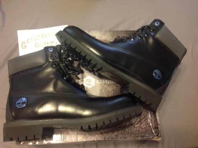 (SZ 10.5) Timberland Limited Edition 6