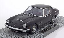 1963 Maserati Mistral Black Color by Minichamps LE of 250 1/18 Scale New Release