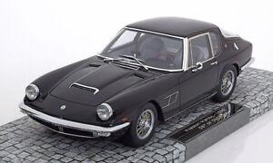 1963-Maserati-Mistral-Negro-Color-por-Minichamps-Le-de-250-1-18-Escala-Nuevo