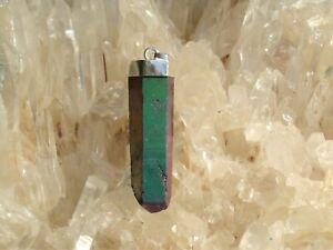 Rough-Rainbow-Peacock-Aura-Narural-Point-Silver-Pendant-Inspiration-Fun-Energy