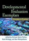 Developmental Evaluation Exemplars: Principles in Practice by Guilford Publications (Hardback, 2015)