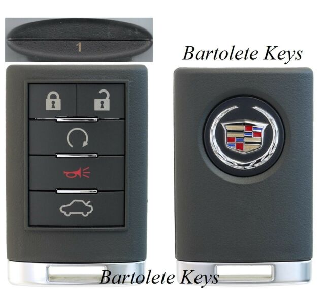 OEM Fob Keyless Entry Remote #1 For 2013 Cadillac CTS