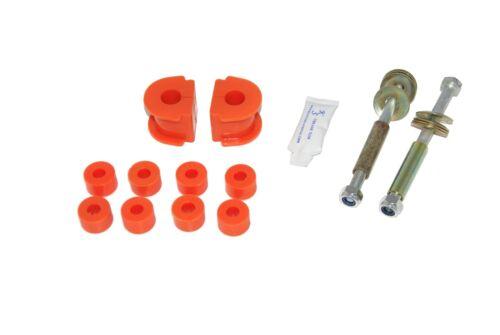 Rear anti roll bar bush kit pour mitsubishi pajero//shogun MK2 V23 3.0P swb 20MM