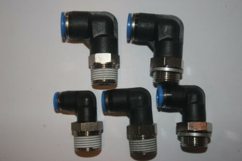 4 x FESTO QSL-3//8-6 QSL-3//8-8 QSL-G3//8-8 QSL-3//8-10 QSL-G3//8-10 K174 G19