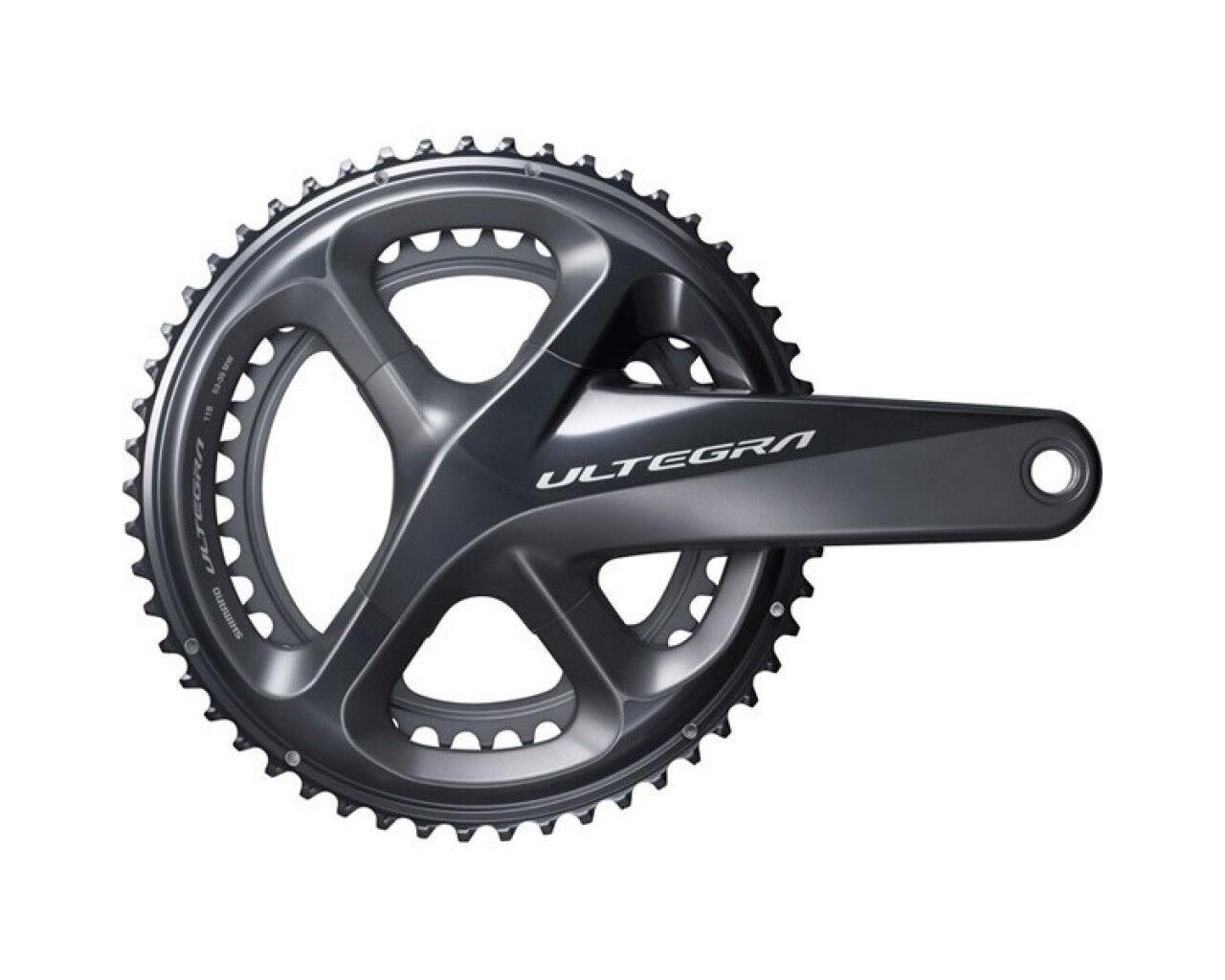 Shimano Ultegra FC-R8000 11s Road Touring Bike Crankset 170 or 172.5 or 175