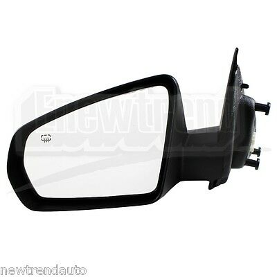 New CH1320268 Driver Side Mirror for Dodge Avenger 2008-2014