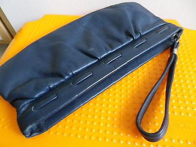 elegante wunderschöne Clutch m. Tragegriff Abendtasche Clutchbag Klatsch Vintage