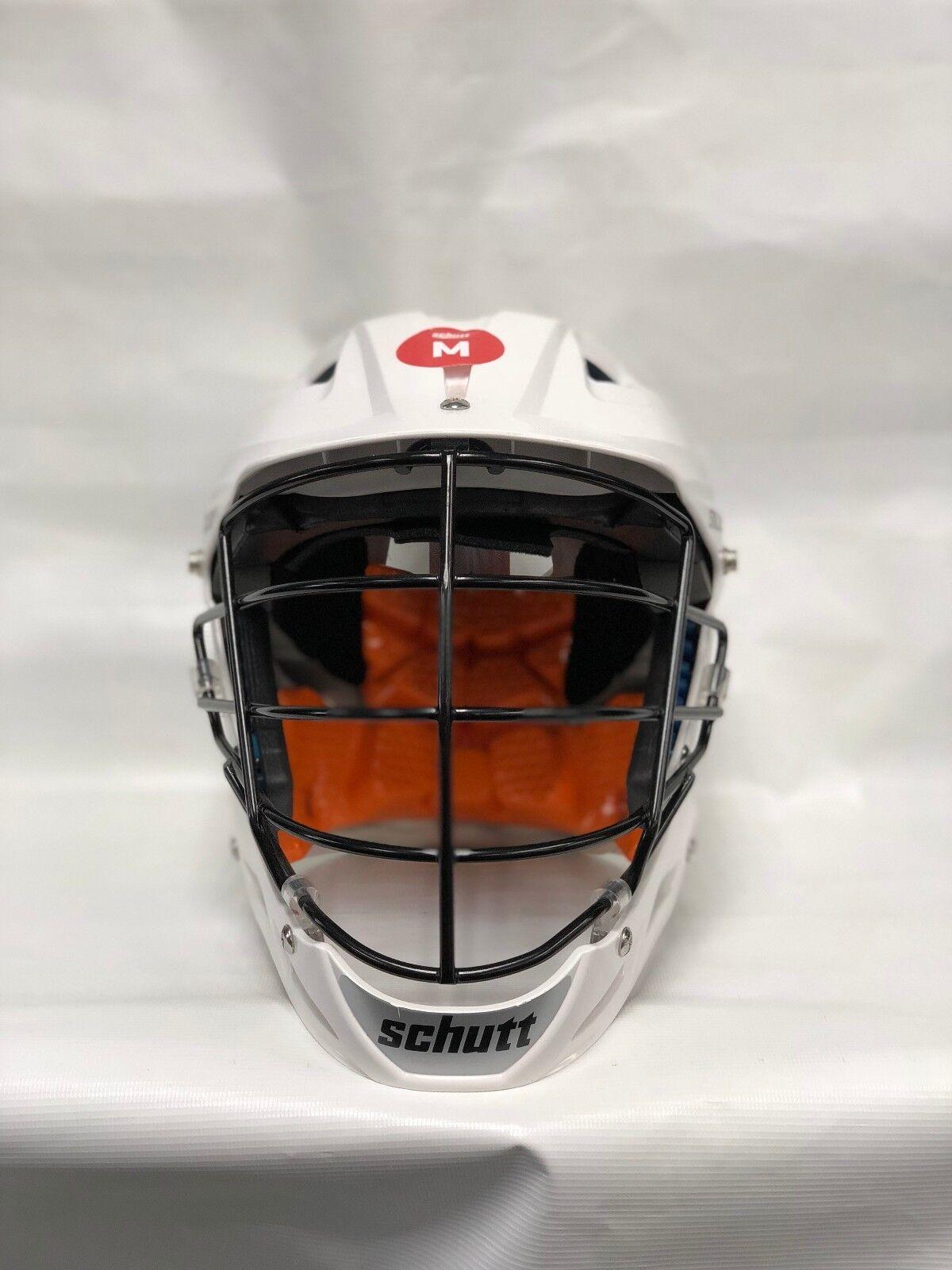 STX Stallion 575 Lacrosse Helmet Adult Sizes White NEW IN BOX
