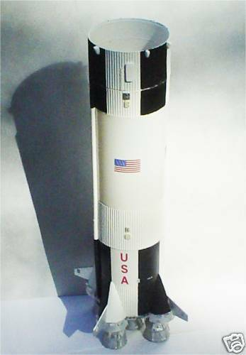 Apollo Saturn V 1:96 Revell Aftermarket Kit