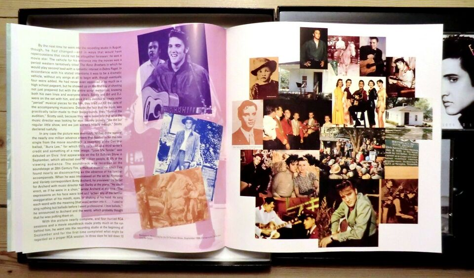 Elvis Presley: The Complete 50's Masters + Essential '60s