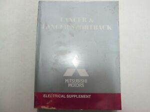 2011-MITSUBISHI-Lancer-Lancer-Sportback-Electrical-Supplement-Manual-OEM