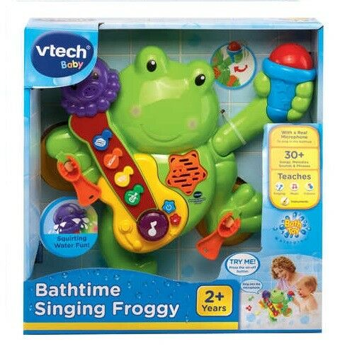 VTech Baby Bathtime Singing Froggy  - Brand New & Boxed